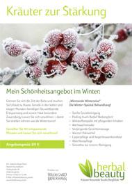 herbalbeauty Winterreise